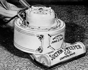 пылесос начала 20 века